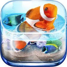 Dream Aquarium Screensaver Portable