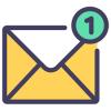 E-mail Tray Notification