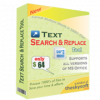 Text Search and Replace Tool