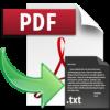 TriSun PDF to Text