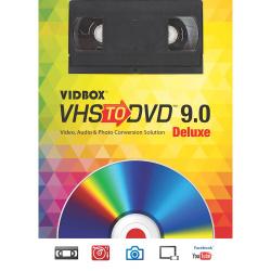 VIDBOX VHS to DVD