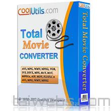 Coolutils Total Movie Converter